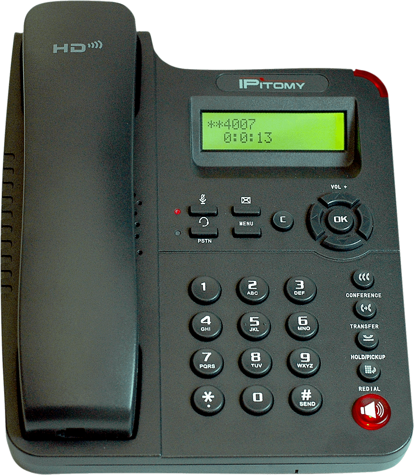 IP210 Single Line High Definition SIP Phone