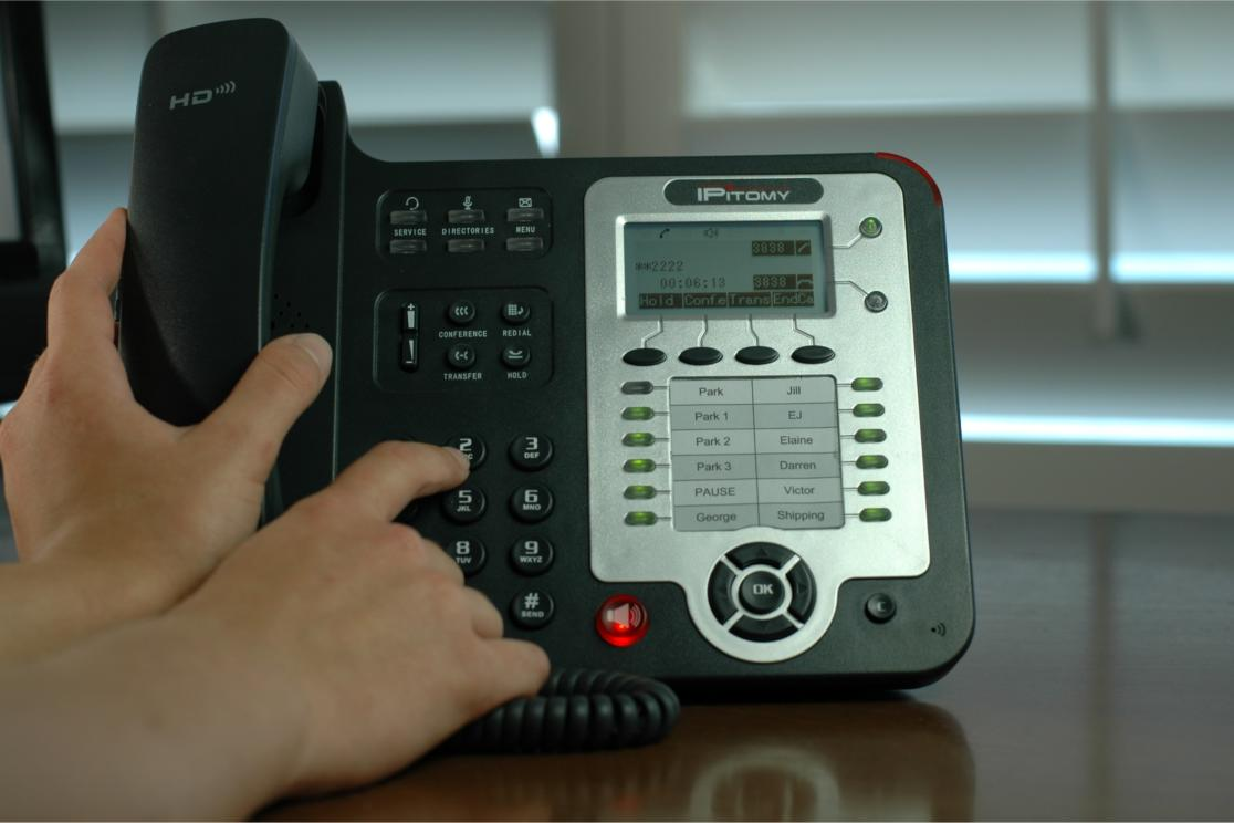 IP320-P High Definition IP Phone