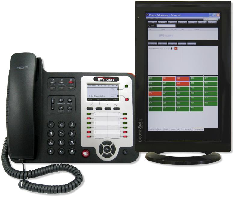IP320 with VIP Monitor