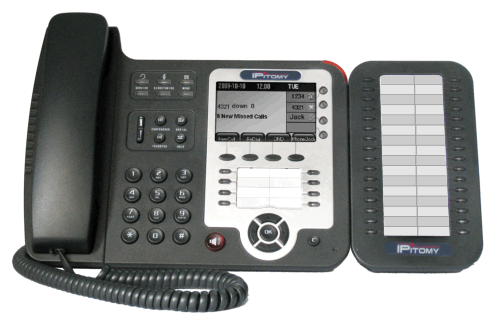 IP410-P with Expansion